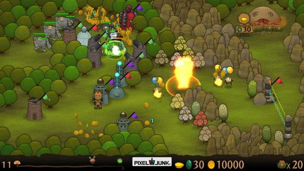 PixelJunk Monsters Ultimate on PC screenshot #4