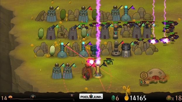 PixelJunk Monsters Ultimate on PC screenshot #2