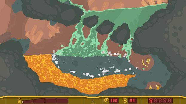 PixelJunk™ Shooter on PC screenshot #5
