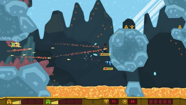 PixelJunk™ Shooter on PC screenshot #4