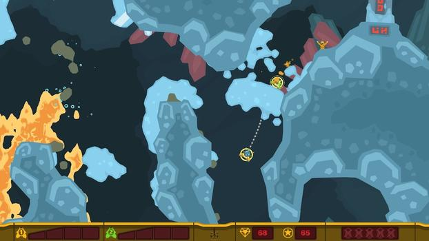 PixelJunk™ Shooter on PC screenshot #3