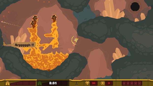 PixelJunk™ Shooter on PC screenshot #1