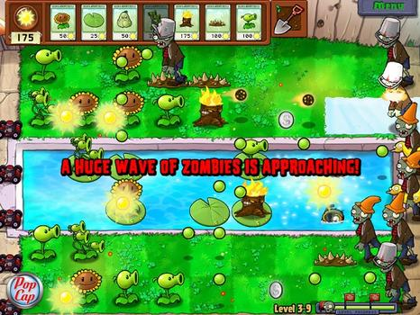 Plants vs Zombies Game of the Year Edition (NA)  on PC screenshot #3