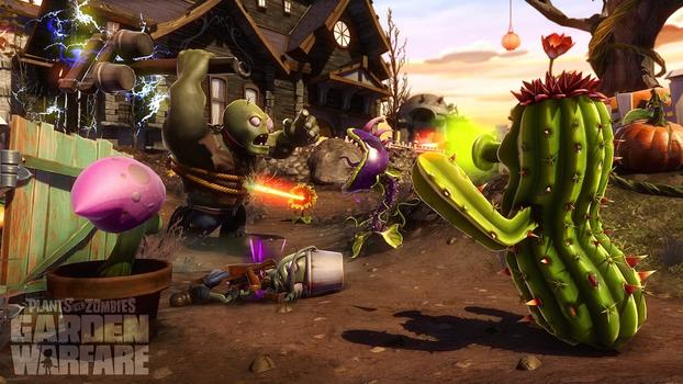 Plants vs Zombies: Garden Warfare (NA) on PC screenshot #5