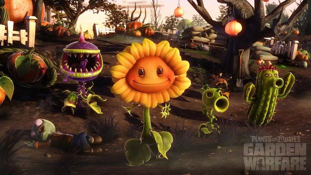 Plants vs Zombies: Garden Warfare (NA) on PC screenshot #4