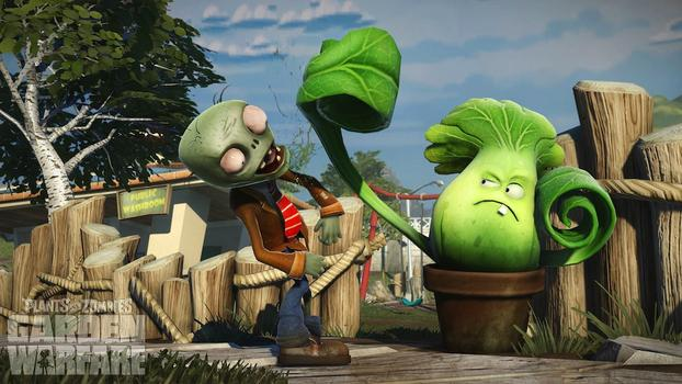 Plants vs Zombies: Garden Warfare (NA) on PC screenshot #2