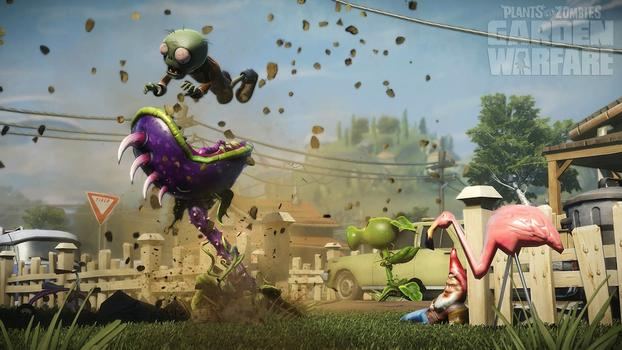Plants vs Zombies: Garden Warfare (NA) on PC screenshot #1