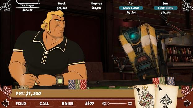 Poker Night 2 on PC screenshot #7