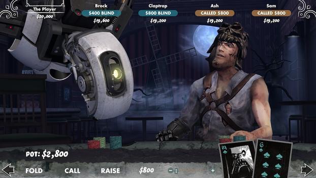 Poker Night 2 on PC screenshot #6