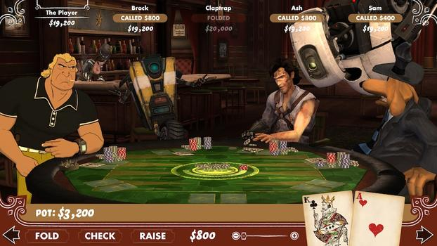 Poker Night 2 on PC screenshot #3