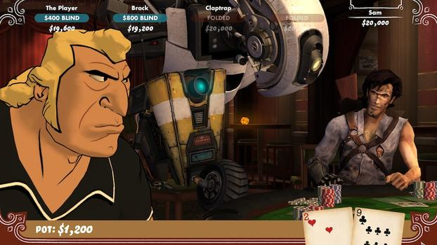 Poker Night 2 on PC screenshot #2