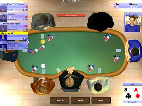 Poker Simulator on PC screenshot #4