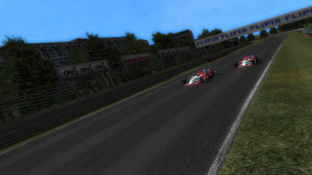 Pole Position 2012 on PC screenshot #2
