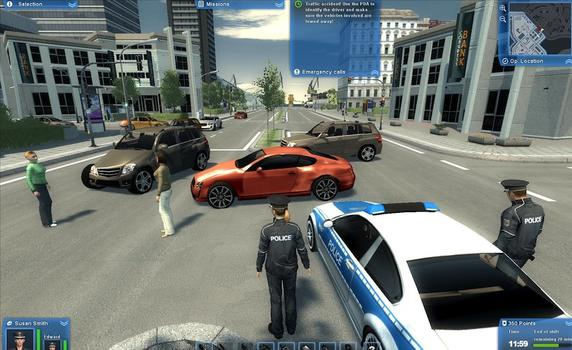 Police Force on PC screenshot #3