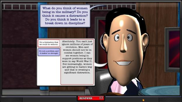 The Political Machine 2012 on PC screenshot #5