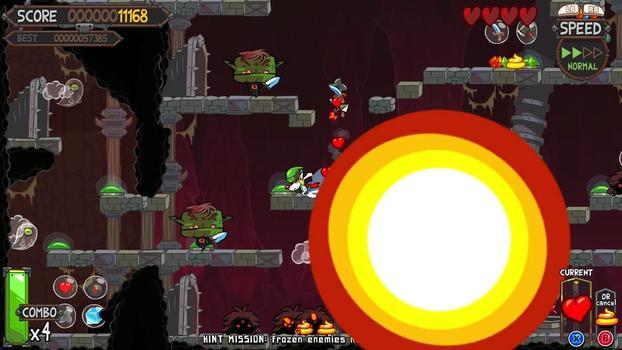 Poöf vs The Cursed Kitty on PC screenshot #8
