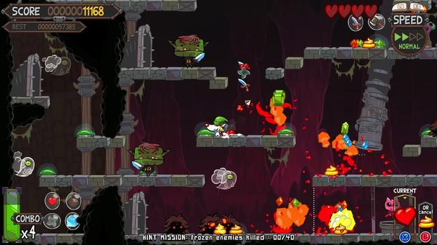Poöf vs The Cursed Kitty on PC screenshot #6