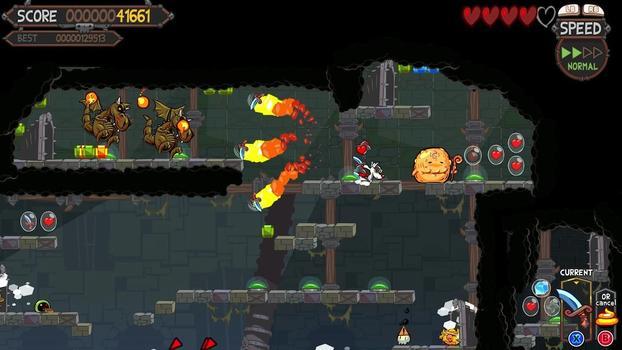 Poöf vs The Cursed Kitty on PC screenshot #5