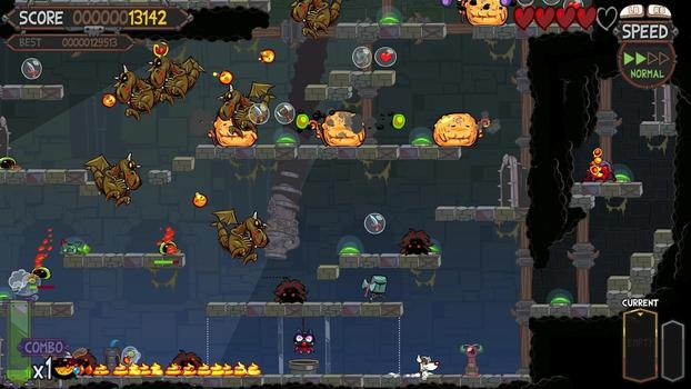 Poöf vs The Cursed Kitty on PC screenshot #4