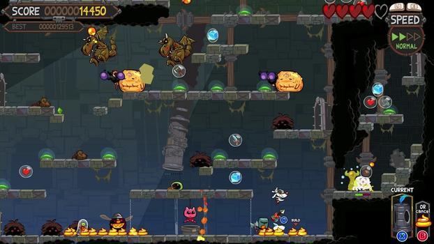 Poöf vs The Cursed Kitty on PC screenshot #2