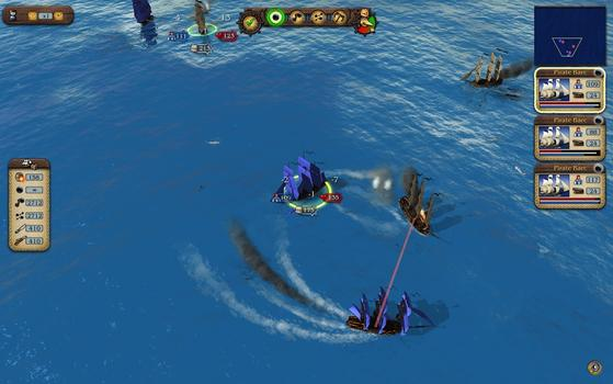 Port Royale 3: Dawn of Pirates on PC screenshot #4