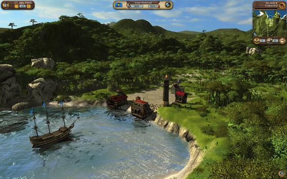 Port Royale 3 Gold & Patrician IV Gold - Double Pack on PC screenshot #4