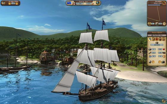 Port Royale 3 Gold & Patrician IV Gold - Double Pack on PC screenshot #1