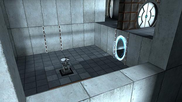 Portal on PC screenshot #3