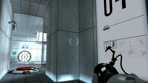 Portal on PC screenshot #2