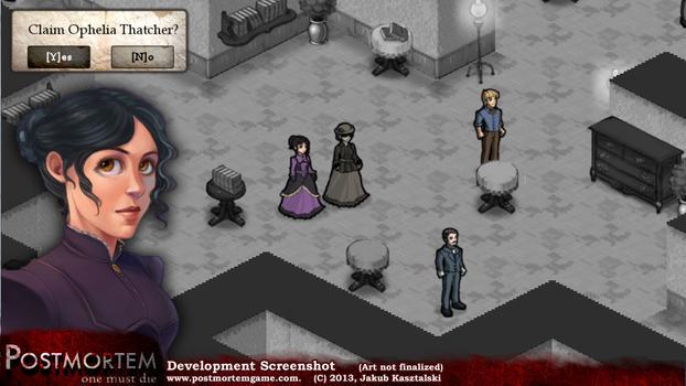 Postmortem: One must Die on PC screenshot #7