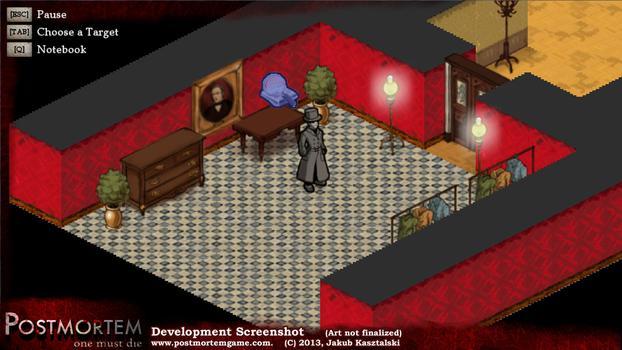 Postmortem: One must Die on PC screenshot #6