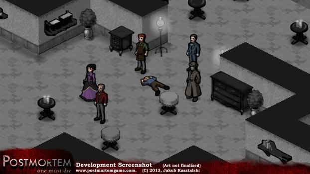 Postmortem: One must Die on PC screenshot #5