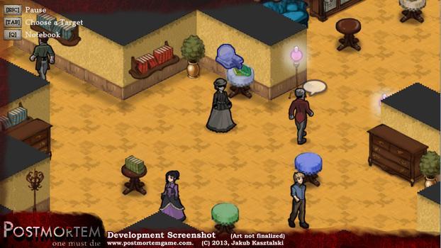 Postmortem: One must Die on PC screenshot #4