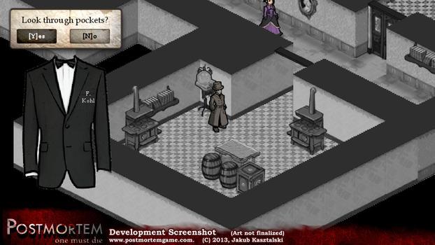 Postmortem: One must Die on PC screenshot #3