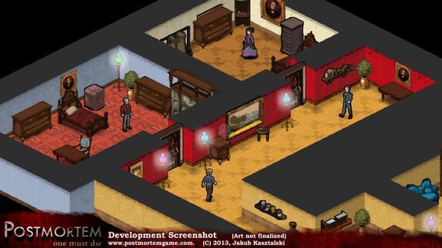 Postmortem: One must Die on PC screenshot #2