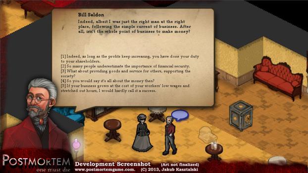 Postmortem: One must Die on PC screenshot #1