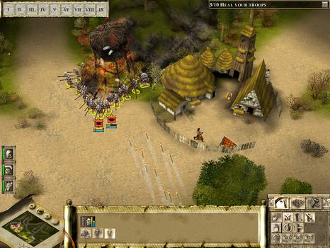 Praetorians on PC screenshot #3