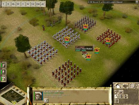 Praetorians on PC screenshot #2