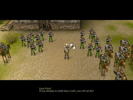 Praetorians on PC screenshot #1