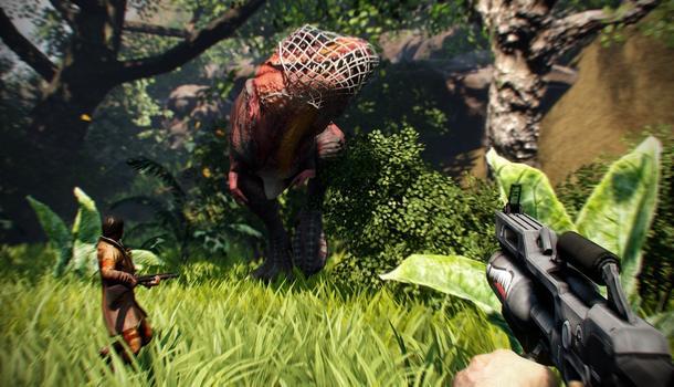 Primal Carnage on PC screenshot #4