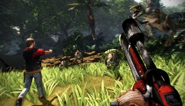 Primal Carnage on PC screenshot #3