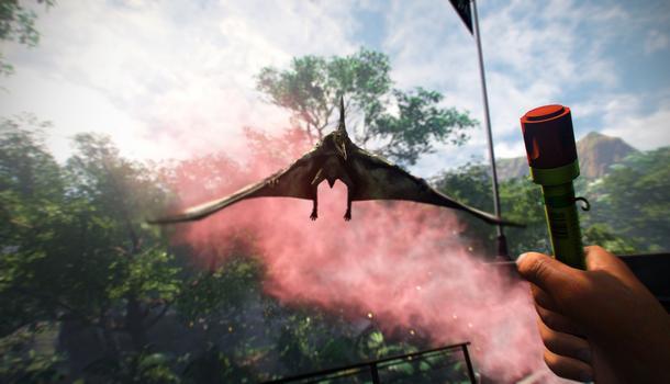 Primal Carnage on PC screenshot #2