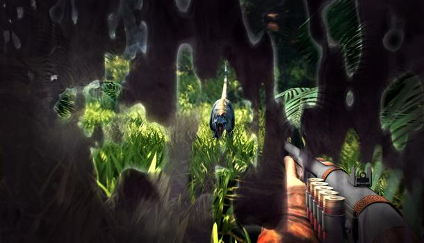 Primal Carnage on PC screenshot #1