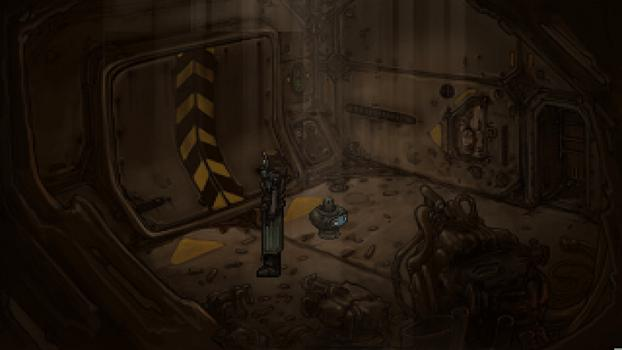 Primordia on PC screenshot #8