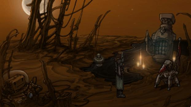 Primordia on PC screenshot #7