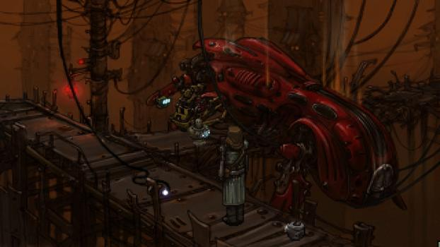 Primordia on PC screenshot #4