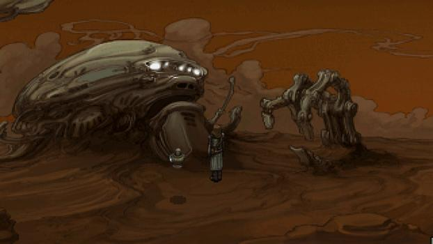 Primordia on PC screenshot #2