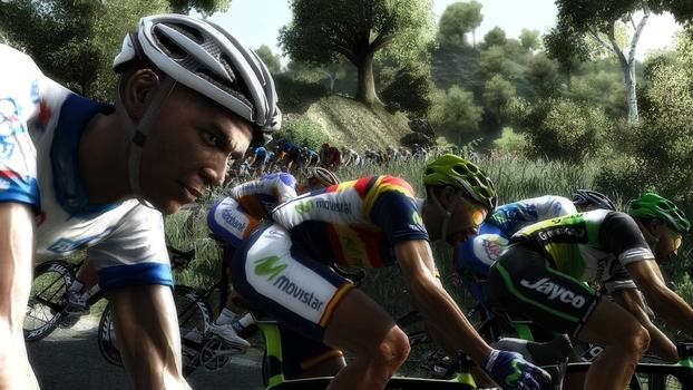 Pro Cycling Manager 2012 on PC screenshot #2