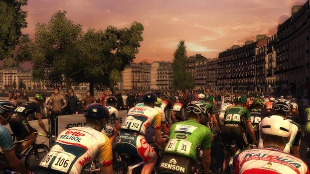 Pro Cycling Manager 2013 on PC screenshot #5