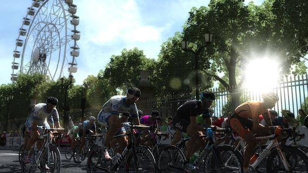 Pro Cycling Manager 2013 on PC screenshot #1